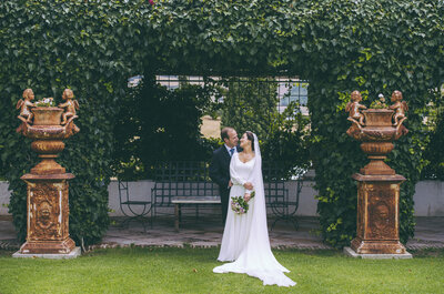 El reportaje de boda sólo necesita reflejos de vuestra naturalidad para ser perfecto
