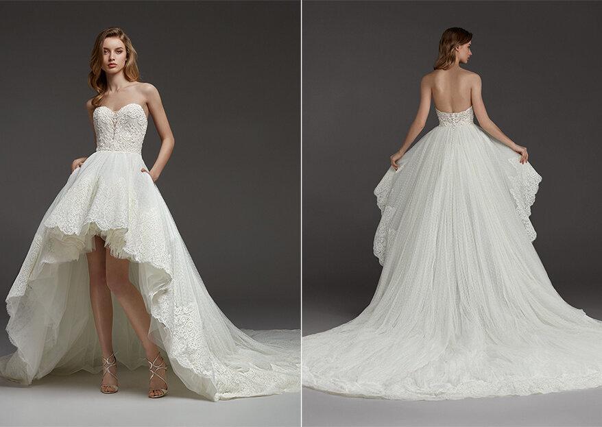 Vestidos Mullet Para Noiva E Convidadas Apaixone Se Pela