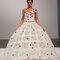Vestidos de novia con falda voluminosa 2017