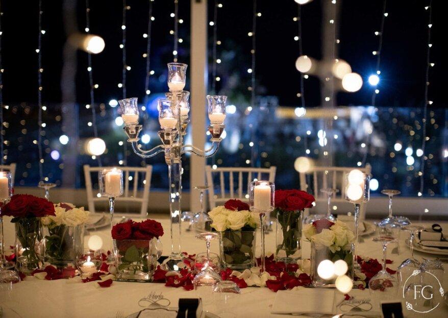 La ricetta di Emozioni Wedding Planner di Luisa Mascolino per un matrimonio indimenticabile