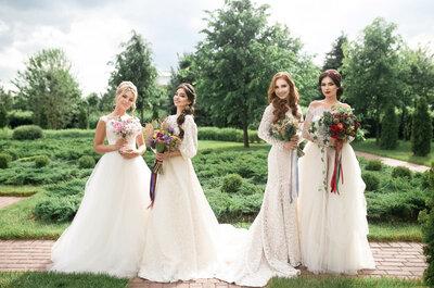 Диснеевские принцесы: свадебный образ, как в любимом мультфильме!