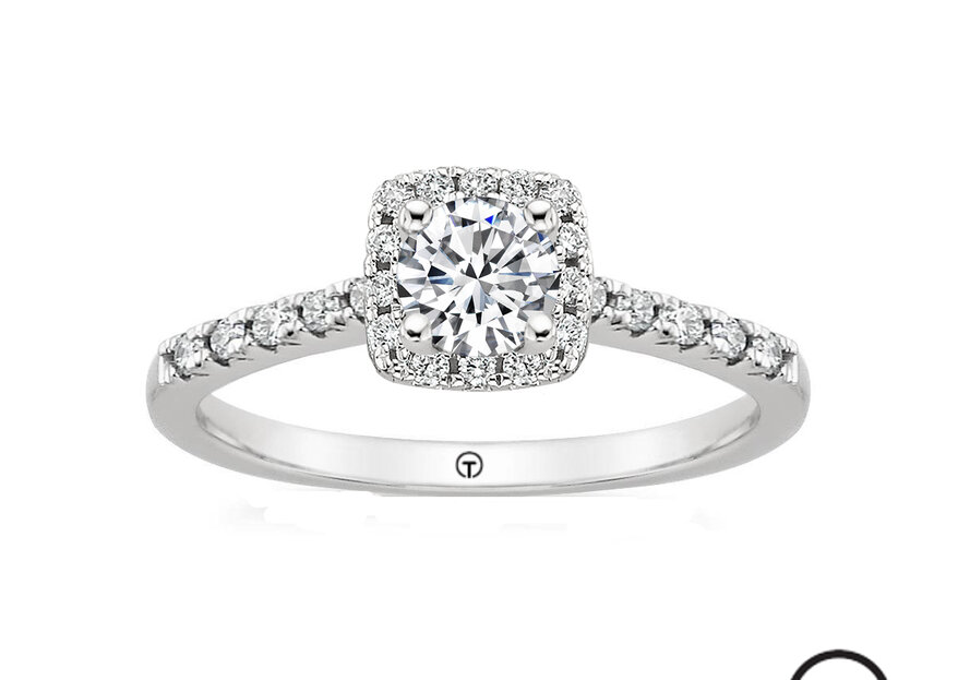 ¡El símbolo de tu unión de amor! Personalizado y espectacular de la mano de Trimooni