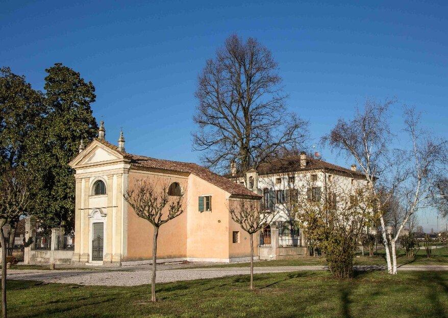 Villa Ormaneto, per coronare un amore da favola scegliete per le vostre nozze in una dimora antica!