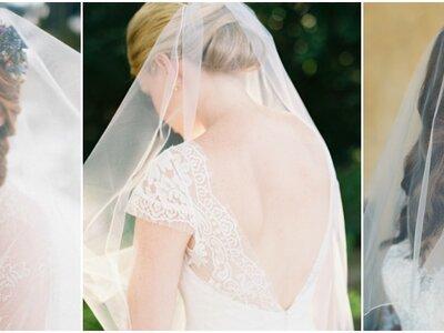 Penteados de noiva com véu: escolha o seu e fique maravilhosa no seu grande dia!