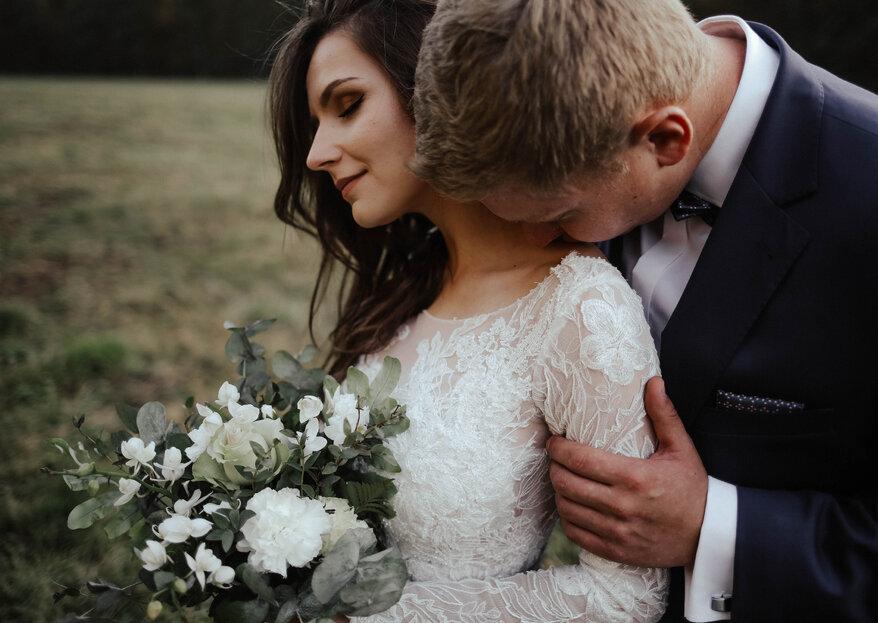 Miłość w branży ślubnej – rozmowa z Eweliną i Arturem z Aróże Film and Photography