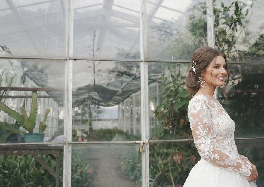 Las tres características que te harán decir: este es mi vestido de novia