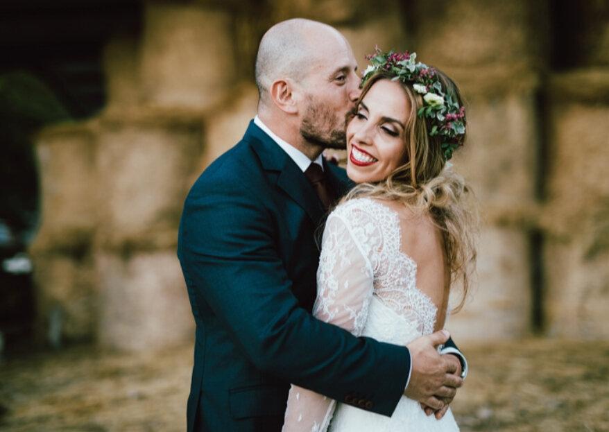 As ideias para as noivas de espírito livre: diferentes cenários, um casamento BOHO!