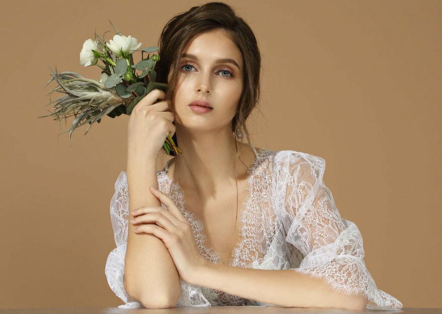 Свадебный макияж: фото и тренды 2019!