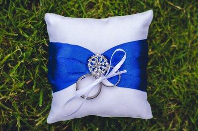 Szukasz pomysłu prezentu na wieczór panieński? Wybierz coś niebieskiego! 4 propozycje.