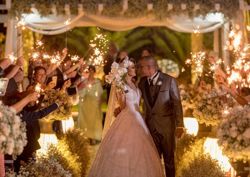 Quais serão os momentos mais emocionantes do seu casamento? Nós sabemos!