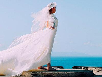 Vestidos de novia manga larga 2016: una propuesta para climas fríos