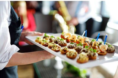 Top 8 wedding caterers in Mumbai