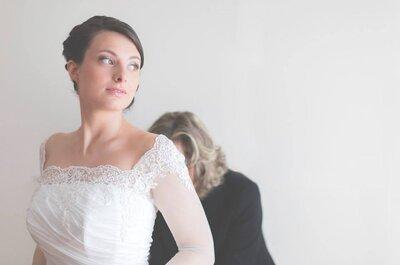 Le 10 cose che ogni sposa DEVE avere con sé nel giorno delle nozze
