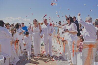 ¿Te estás planteando una destination wedding? ¡Te sacamos de dudas!