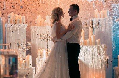 Как правильно выбрать цвета для украшения вашей свадьбы: какие самые соответствующие?