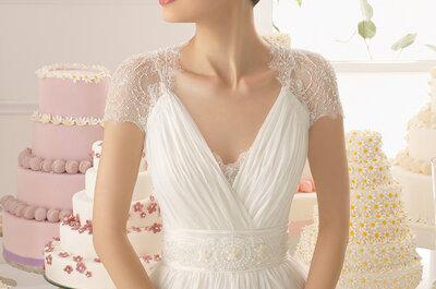 Vestidos de noiva com cintos maravilhosos para 2015