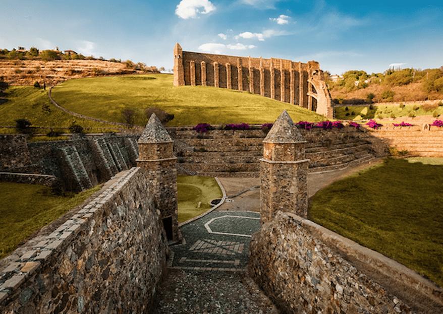 Los 10 mejores jardines en Guanajuato para boda ¡Elige tu favorito!