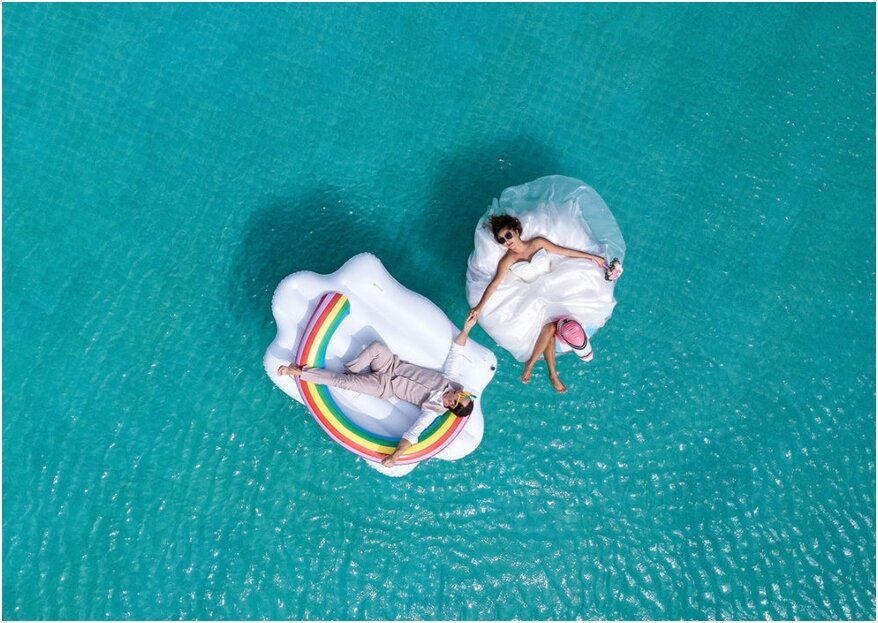 Où faire ma demande en mariage ? Top 20 des endroits romantiques et insolites