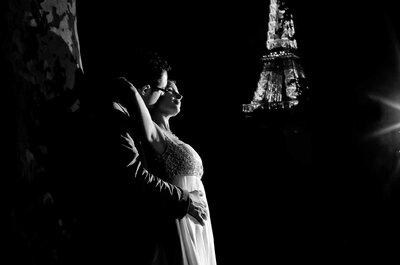 Honeymoon in der Stadt der Liebe – Paris