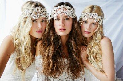 Auf Zeitreise: Vintage Make-up und Hair Styling für den Hochzeitstag