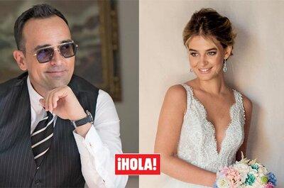 Los votos de Risto Mejide a Laura Escanes en su boda: ¿qué le dijo?