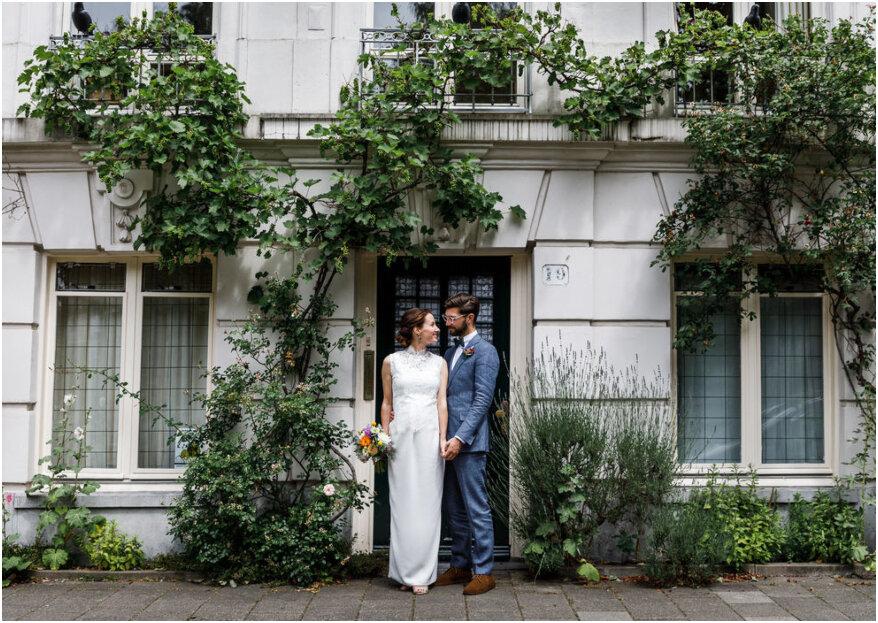 Tenue de Ville: welke dresscode draag jij op de bruiloft?