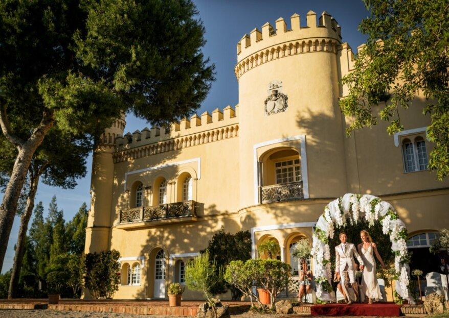 Hotel Barceló Montecastillo Golf, una boda de belleza y elegancia en la provincia de Cádiz