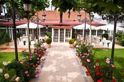 El Jardín del Mesonero, una boda única en un lugar privilegiado
