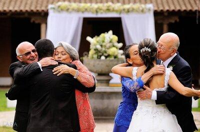 Siete consejos de amor que aprendemos de nuestros padres. ¡Quien más te ama es quien mejor te aconsejará!
