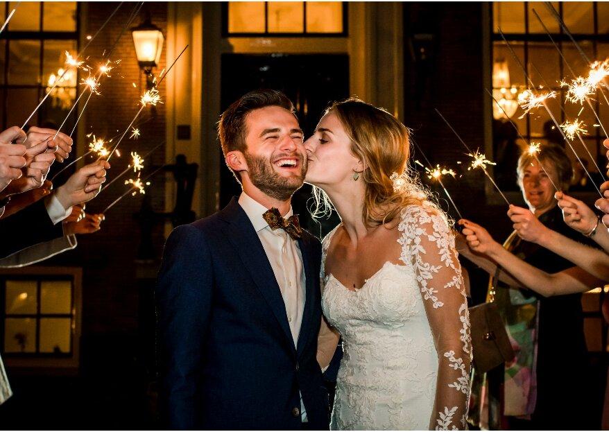 Trouwleveranciers slaan de handen ineen voor bruiloften die getroffen zijn door het coronavirus