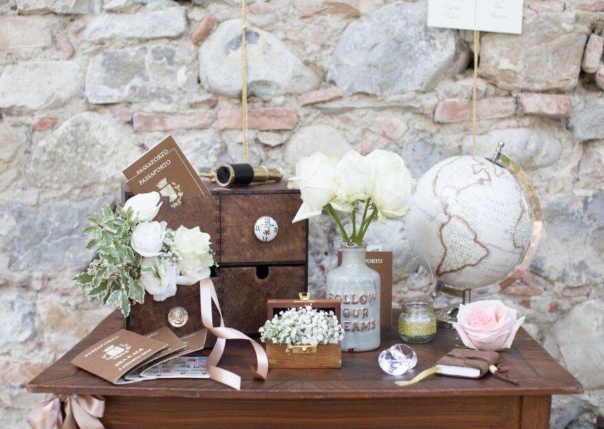 La semplicità delle cose che ami: organizza le tue nozze con Stefania Mazzoleni