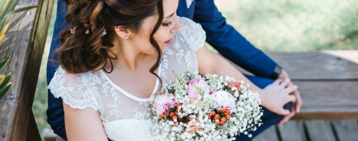 ¿Tienes miedo a ser la protagonista y el centro de atención del día de tu matrimonio?