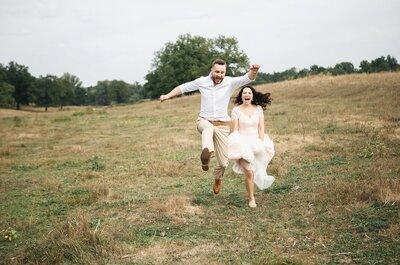 Яркая летняя свадьба Розы и Александра