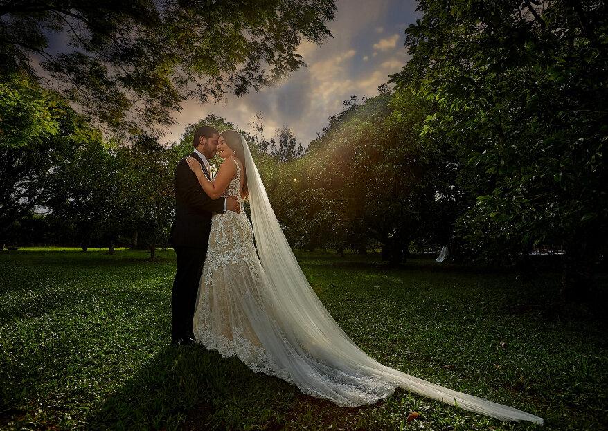 Cinco lugares para contar tu boda en fotografías de John Palacio Photography