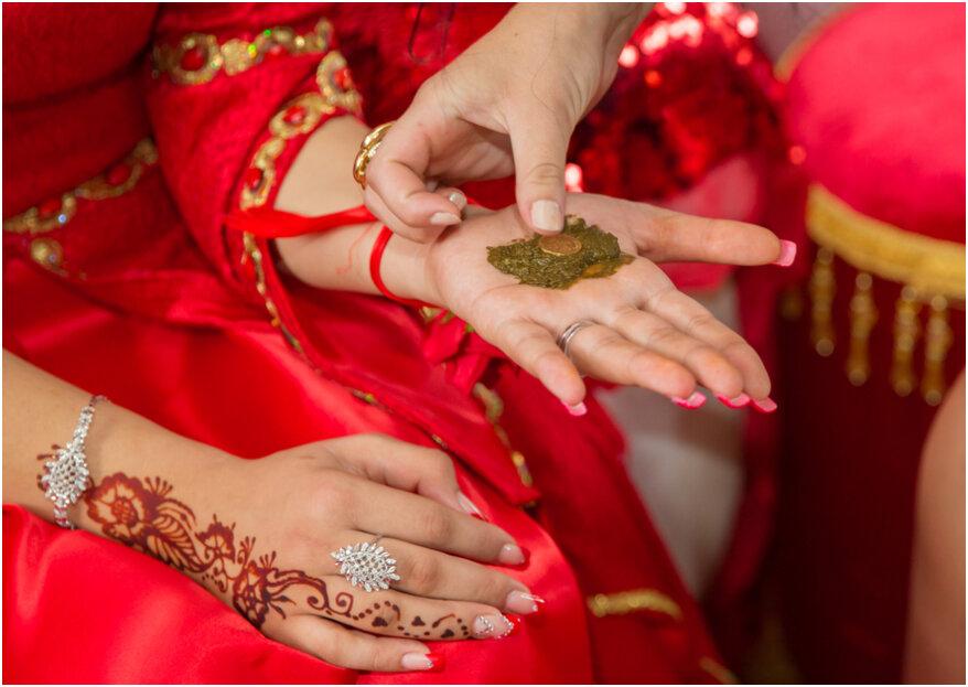 De tradities van een Turkse Bruiloft!