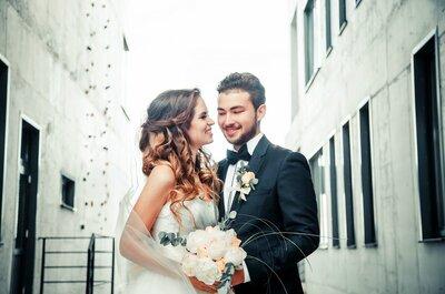 Свадьба Екатерины и Дениса, наполненная яркими красками природы!