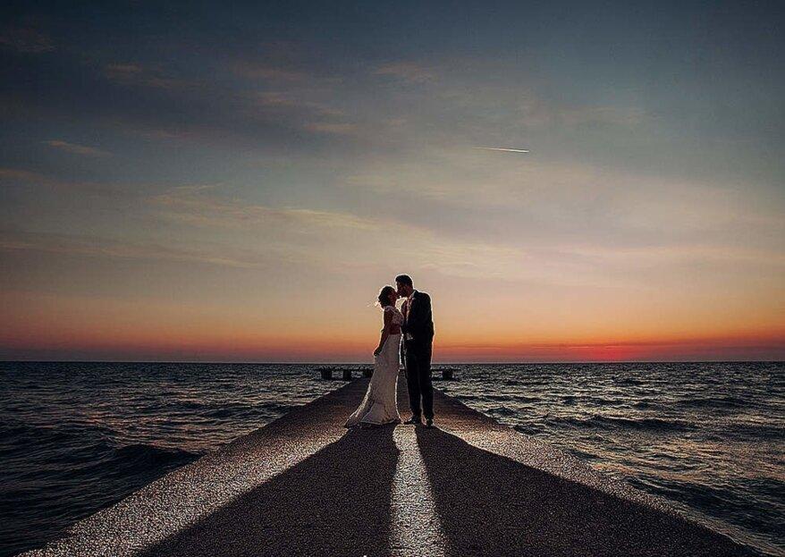 Enzo Gigantino: lo stile delle fotografie artistiche per il tuo matrimonio