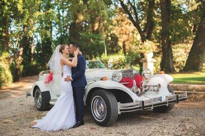 Roxane et Kévin : le charme d'un mariage en Provence