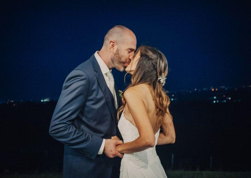 Immagina la foto di coppia che vorresti realizzare da marito e moglie...e trasformala in realtà!