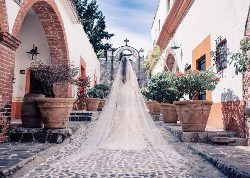 Escapa de las tradiciones machistas en tu boda