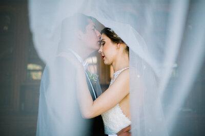 Solo a tu lado: La boda de Paty y David
