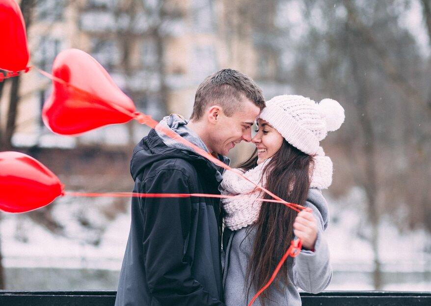 Как провести День святого Валентина, если вы решили сделать предложение?