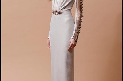 Blanco en otoño: Los mejores vestidos de novia Pre Fall 2014
