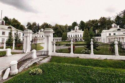 10 лучших усадеб для свадьбы в Москве