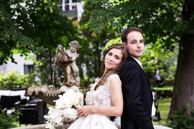 Dos días de boda en Mallorca: la bonita historia de Snejana y David