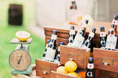 7 питьевых точек, без которых не может обойтись ни один свадебный банкет