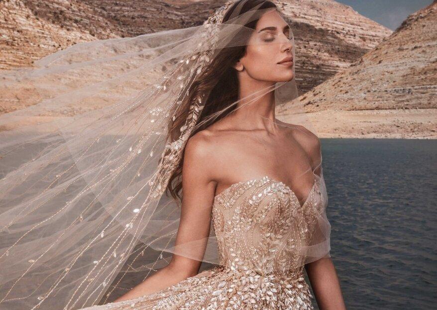 Véu de noiva: Confira dicas e conheça os diferentes tipos para se inspirar!