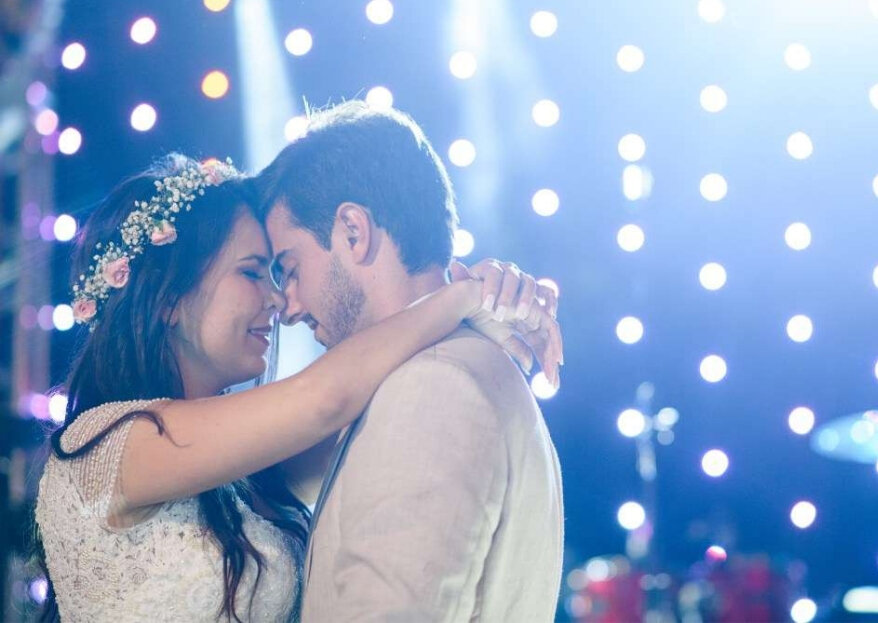 A iluminação para o casamento é importante? Veja essas fotos e veja o quanto ela é fundamental!