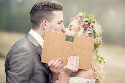 Een Vintage bruiloft; Inspiratie met een prachtige styled shoot!