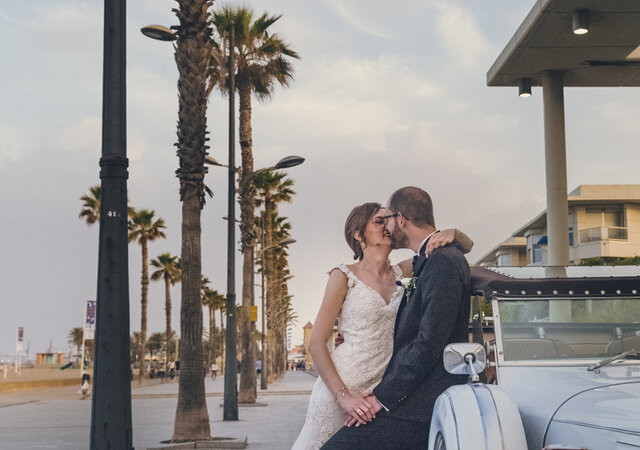 José and Rita's Beautiful Vintage Wedding in Valencia